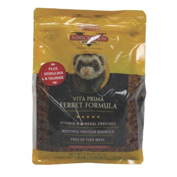 Vita Prima Ferret Diet / Size 3 Lbs.