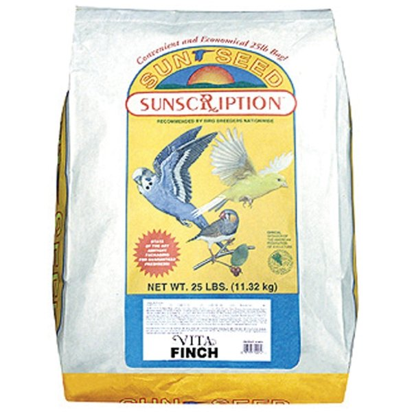 Vita Finch Food / Size (25 lbs) Best Price