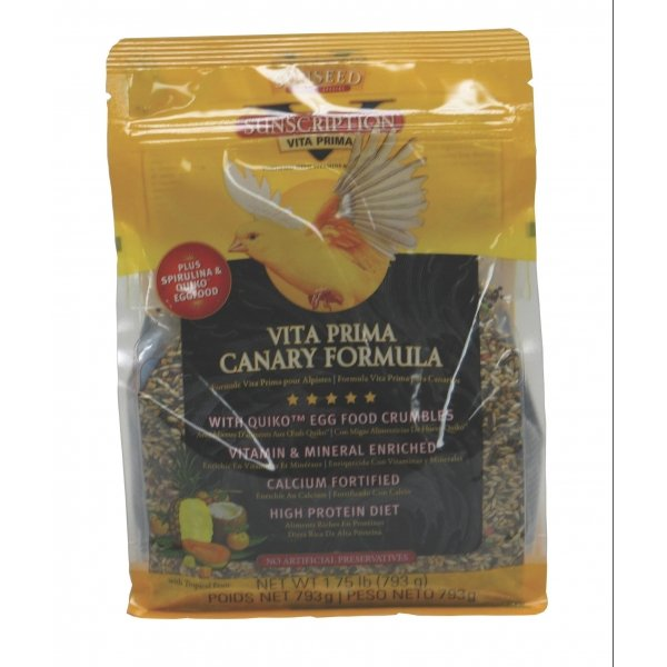 Vita Canary Food / Size (1.75 lbs) Best Price
