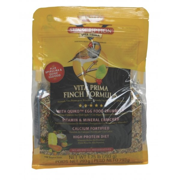 Vita Finch Food / Size (1.75 lbs) Best Price