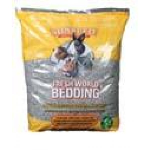 Sun Seed Fresh World Small Animal Bedding / Type 2130 Cu In/grey