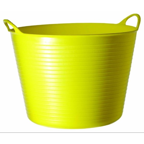 Tubtrugs Multipurpose Flexible Tubs / Size (Large / Yellow) Best Price