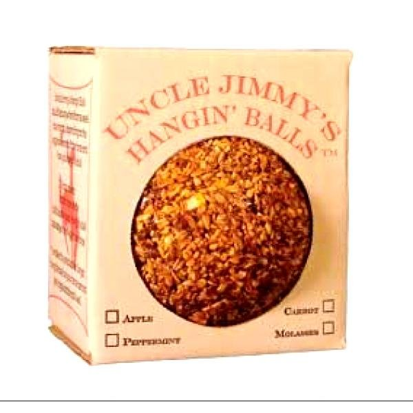 Uncle Jimmys Hangin Balls / Flavor Carrot