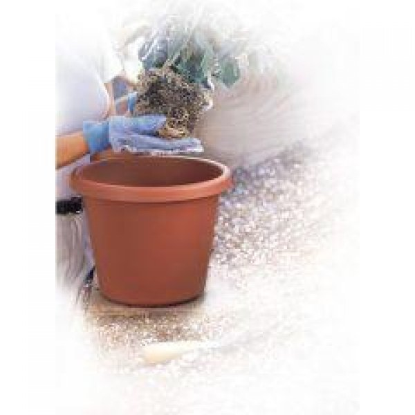 Classic Flower Pot / Size (12 in / Clay) Best Price