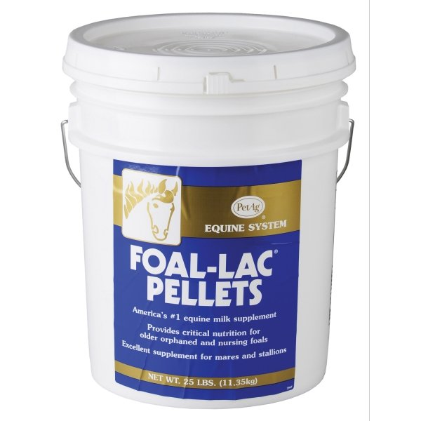 Foal-Lac Pellets / Size (25 lbs.) Best Price