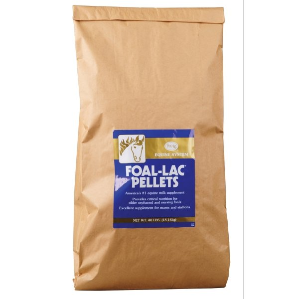 Foal-Lac Pellets / Size (40 lbs.) Best Price