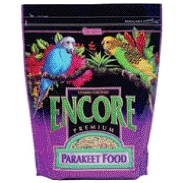Encore Bird Food / Type Parakeet / 2 Lbs