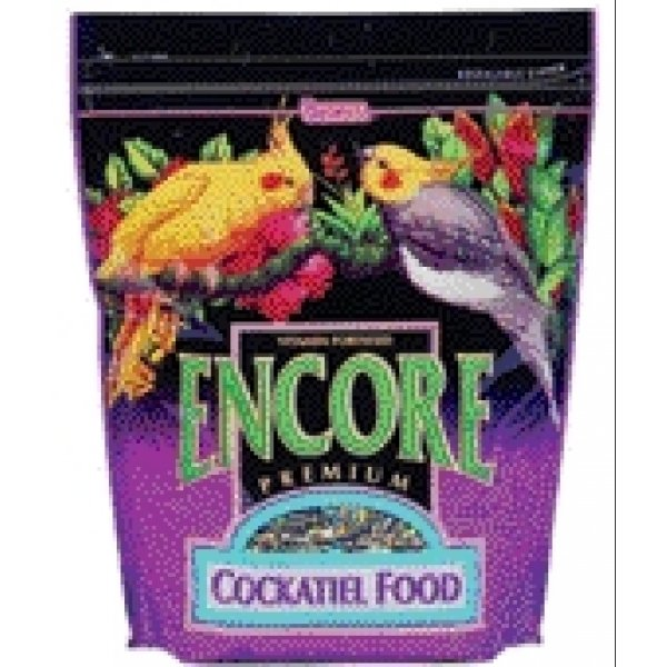 Encore Bird Food / Type Cockatiel / 2 Lbs