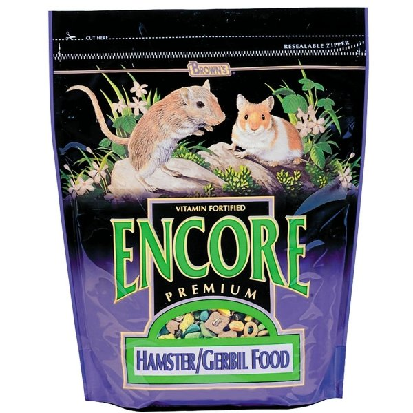 Encore Premium Hamster/Gerbil Food / Size (2 lbs.) Best Price