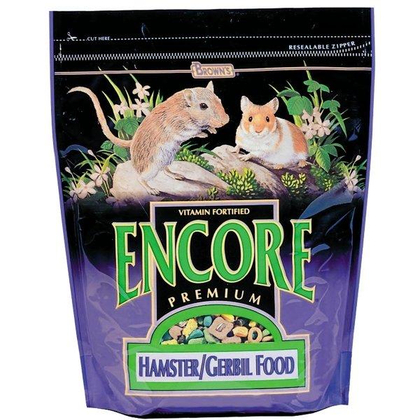 Encore Premium Hamster/gerbil Food / Size 2 Lbs.