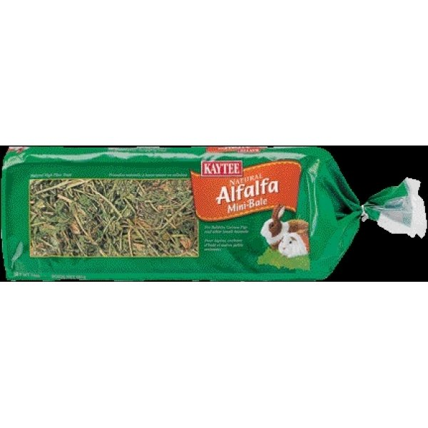 Alfalfa Minibale For Small Pets / Size 24 Oz.