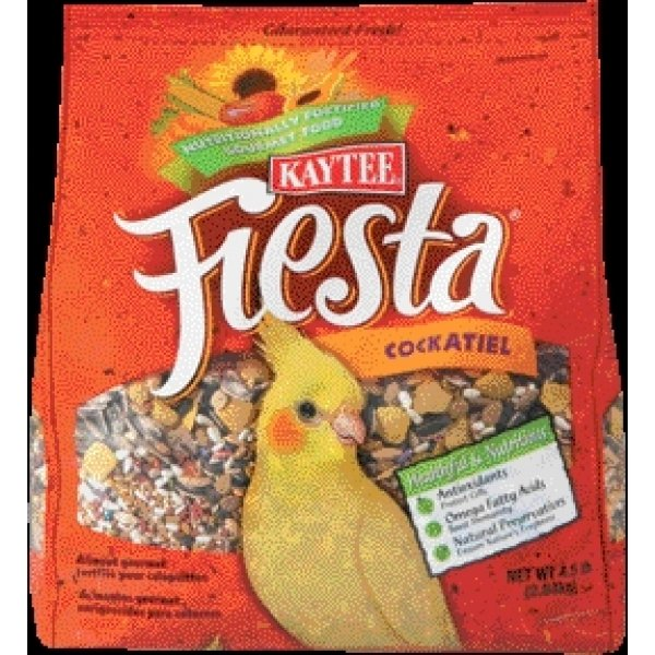 Fiesta Food Cockatiel / Size (4.5 lbs) Best Price