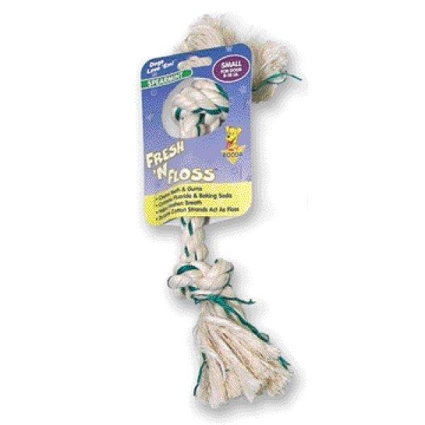 Fresh N Floss Rope Dog Bones / Size Small