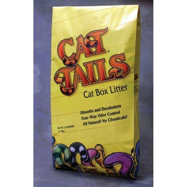Cat Tails Cat Litter / Size 25 Lbs. / Unscented