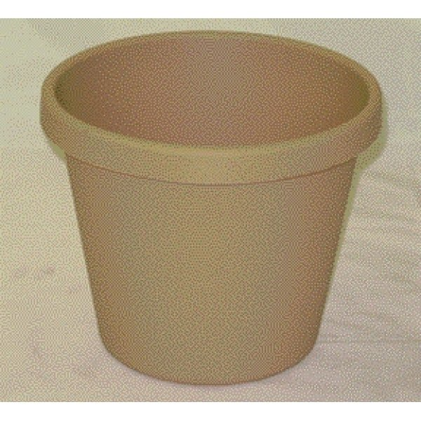 Classic Flower Pot / Size (8 in. / Sand) Best Price