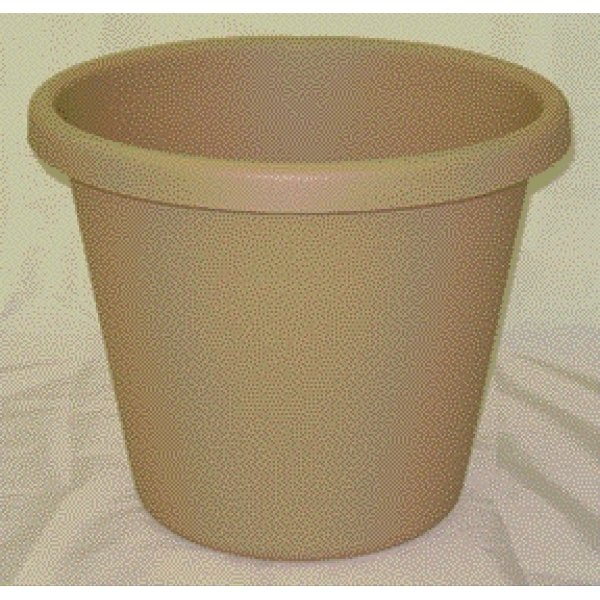 Classic Flower Pot / Size (14 in / Sand) Best Price