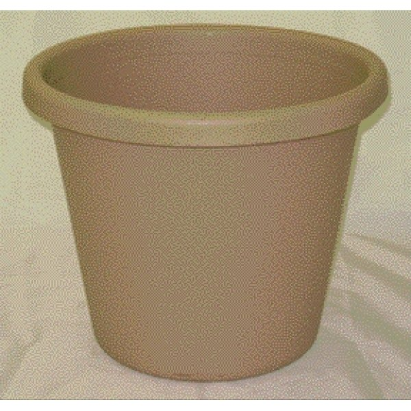 Classic Flower Pot / Size (12 in / Sand) Best Price