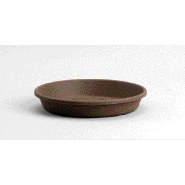 Classic Flower Pot Saucer / Size (10 in / Brown) Best Price