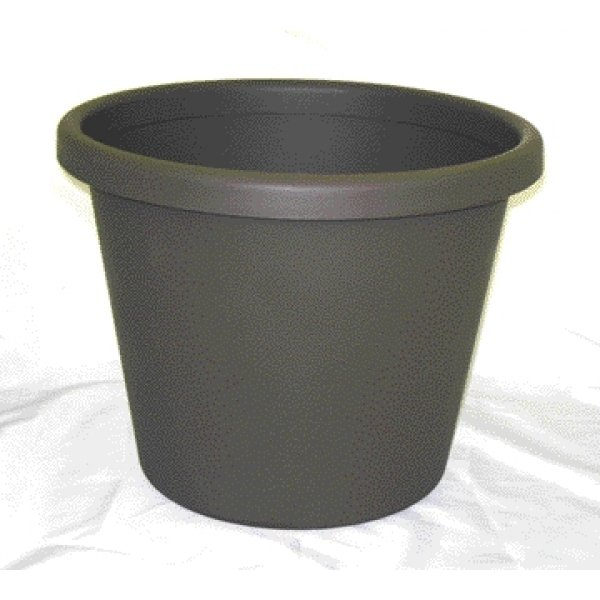 Chocolate Brown Flower Planter / Size (16 in) Best Price
