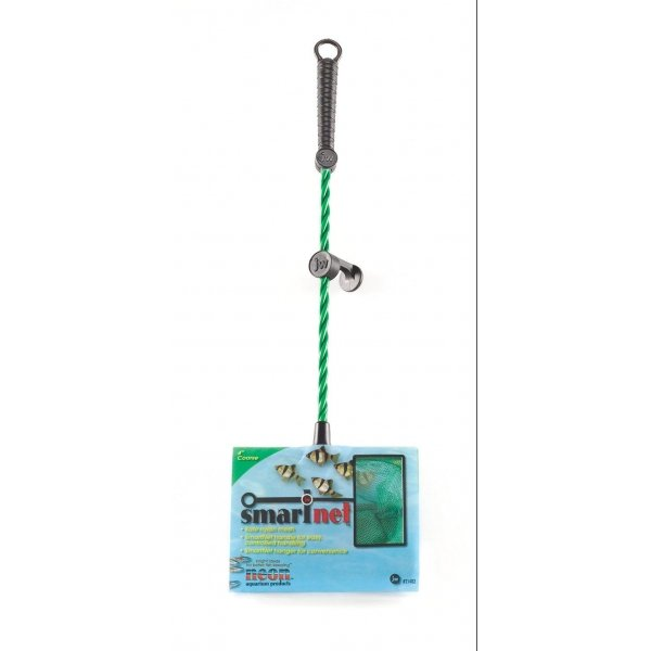 Smartnet Fish Net / Size 4 In X 10 In Handle / Course