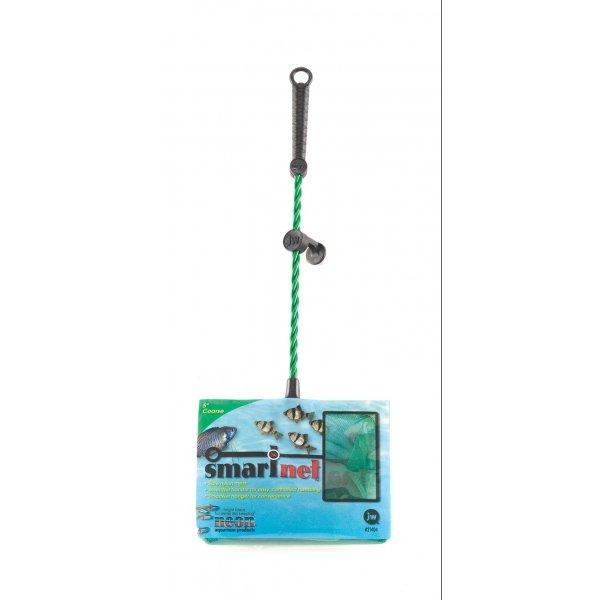 Smartnet Fish Net / Size 5 In X 10 In Handle / Course