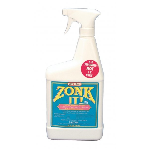 Cut-Heal Zonk-It Insect Control / Size (32 oz. Spray) Best Price