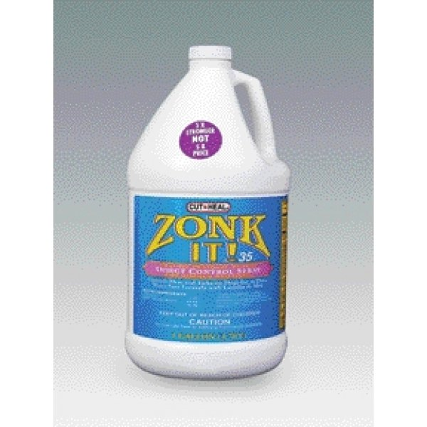 Cut-Heal Zonk-It Insect Control / Size (Gallon Refill) Best Price