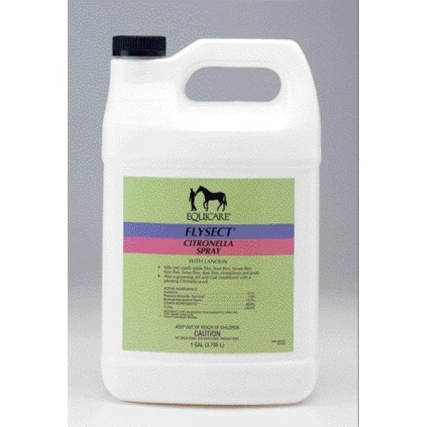 Flysect Equine Citronella Spray/Refill / Type (Gallon Refill)