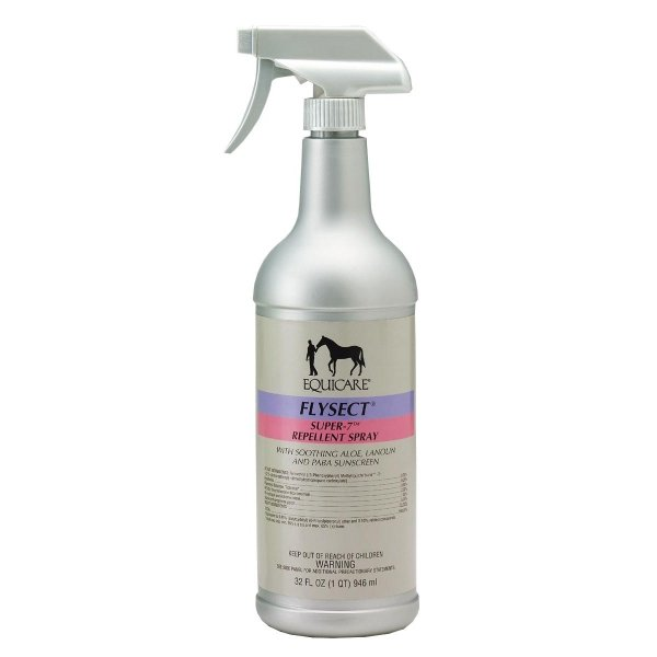 Flysect Super-7 Equine Fly  / Size (32 oz. Sprayer) Best Price