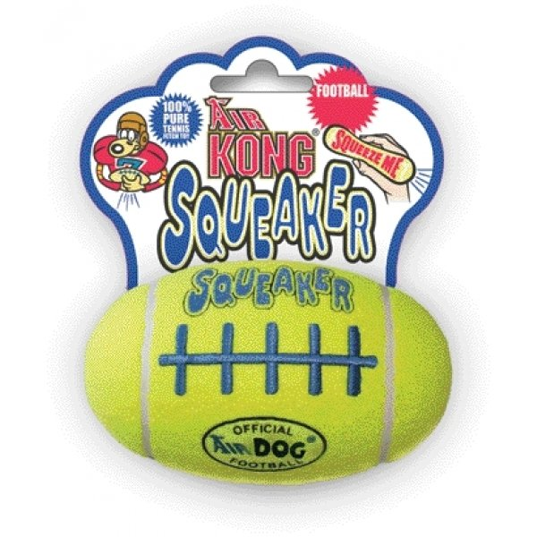 Air Kong Squeaker Football / Size (Small) Best Price