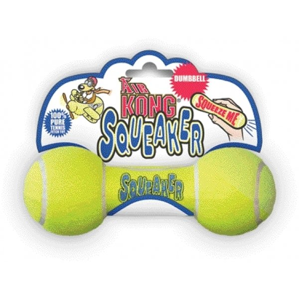 Air Kong Squeaker Dumbbell Doy Toy / Size (Large) Best Price