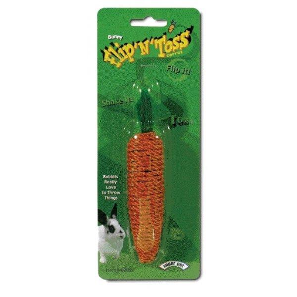 Bunny Flip N Toss Toys / Style Carrot