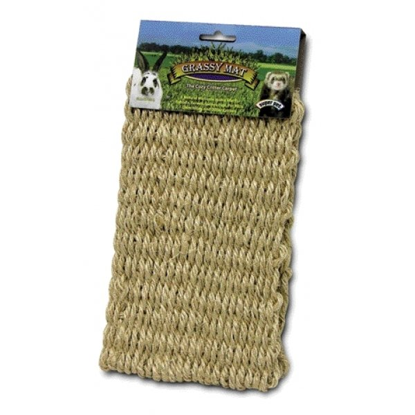 Grassy Mat for Small Animals / Size (Small) Best Price