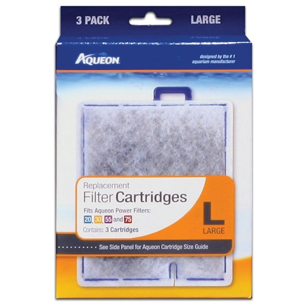 Aqueon Cartridge / Size (Large / 3 pack) Best Price