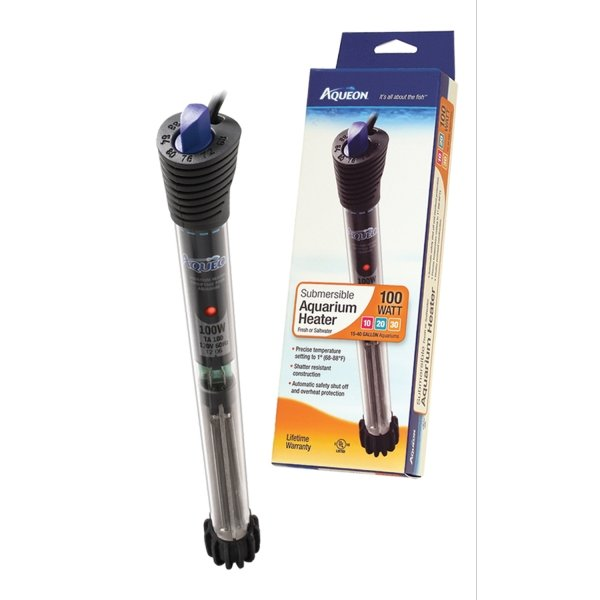Aqueon Submersible Heater / Size (100 Watt) Best Price