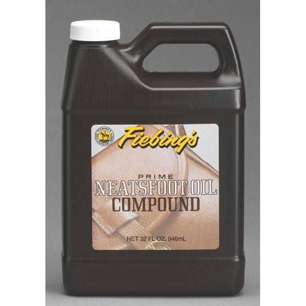 Prime Neatsfoot Oil Compound Leather Softener / Size (32 oz.) Best Price