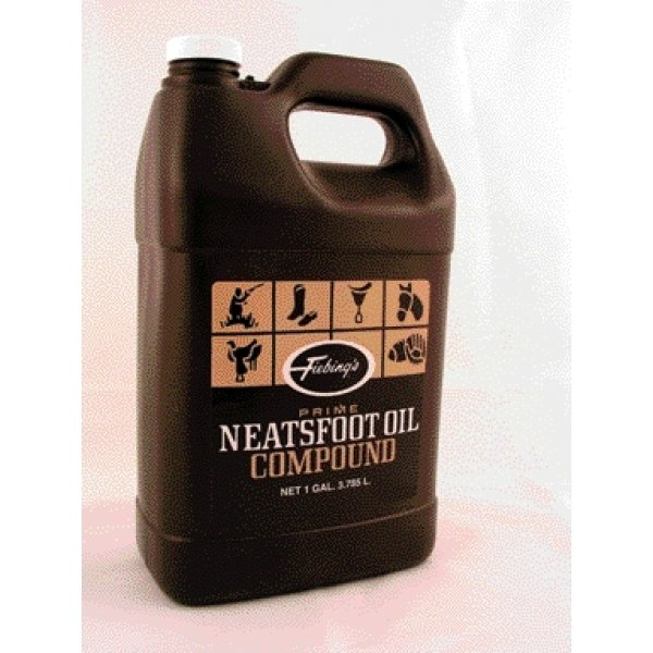 Prime Neatsfoot Oil Compound Leather Softener / Size (Gallon) Best Price