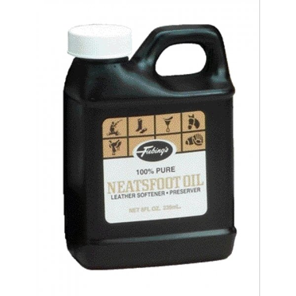 Pure Neatsfoot Oil Leather Preservative / Size (8 oz.) Best Price