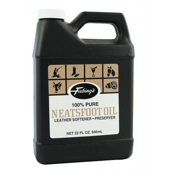 Pure Neatsfoot Oil Leather Preservative / Size (Quart) Best Price