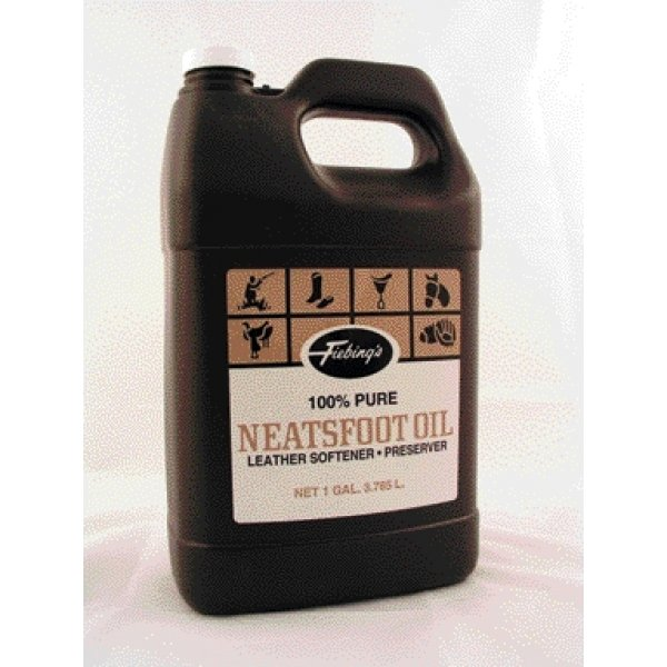 Pure Neatsfoot Oil Leather Preservative / Size (Gallon) Best Price