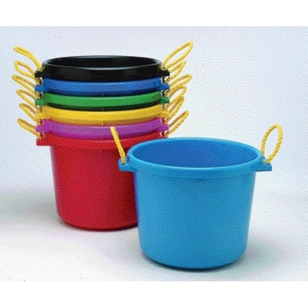 Large Multi-Purpose Bucket - 70 qt / Color (Red) Best Price