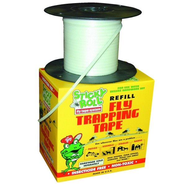 Sticky Roll Fly Tape / Type (1000 ft Refill) Best Price