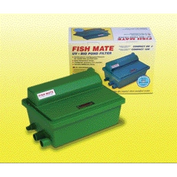 Fish Mate Gravity Uv/bio Pond Filters / Model 226