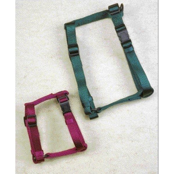 Adjustable Xsmall Comfort Dog Harness / Color Green