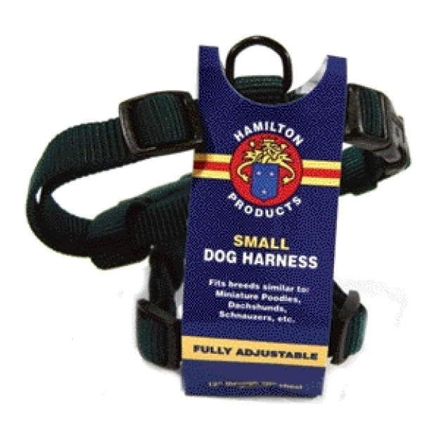 Adjustable Small Comfort Dog Harness  / Color (Hunter) Best Price