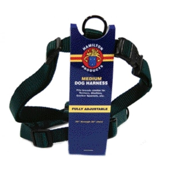 Adjustable Medium Comfort Dog Harness / Color Hunter