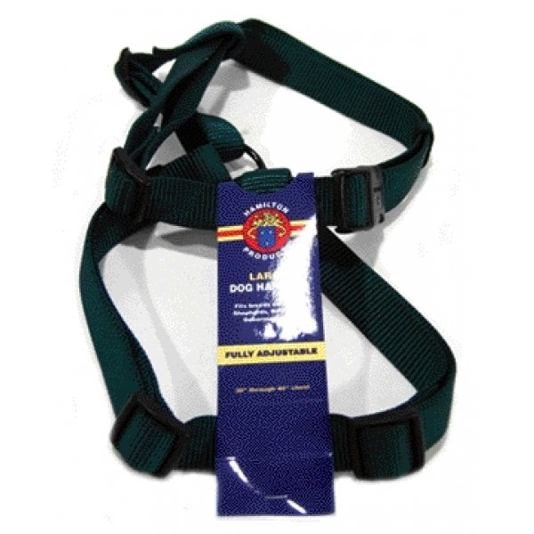 Adjustable Large Comfort Dog Harness / Color Hunter