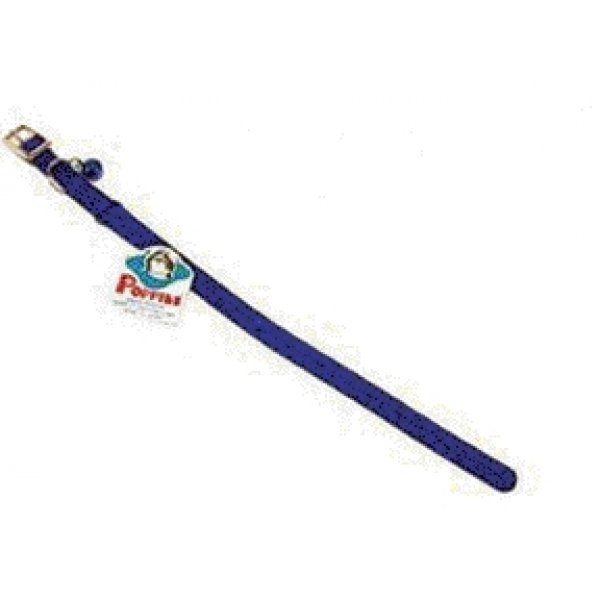 Cat Poppies Snag-proof Collar / Size (Blue  3/8 x 12 in) Best Price