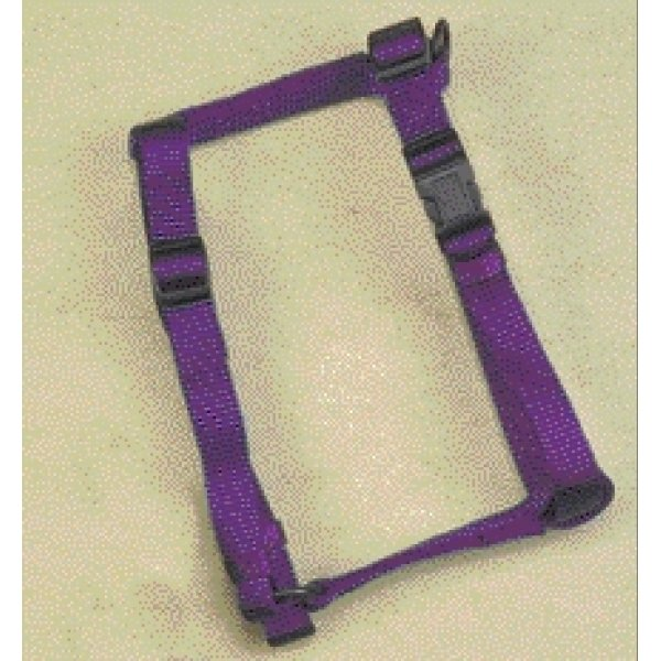 Adjustable Small Comfort Dog Harness  / Color (Hot Purple) Best Price
