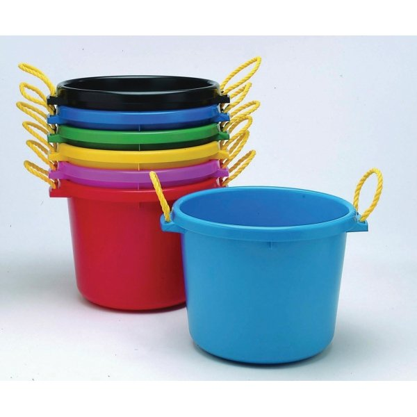 Large Multi-Purpose Bucket - 70 qt / Color (Black) Best Price